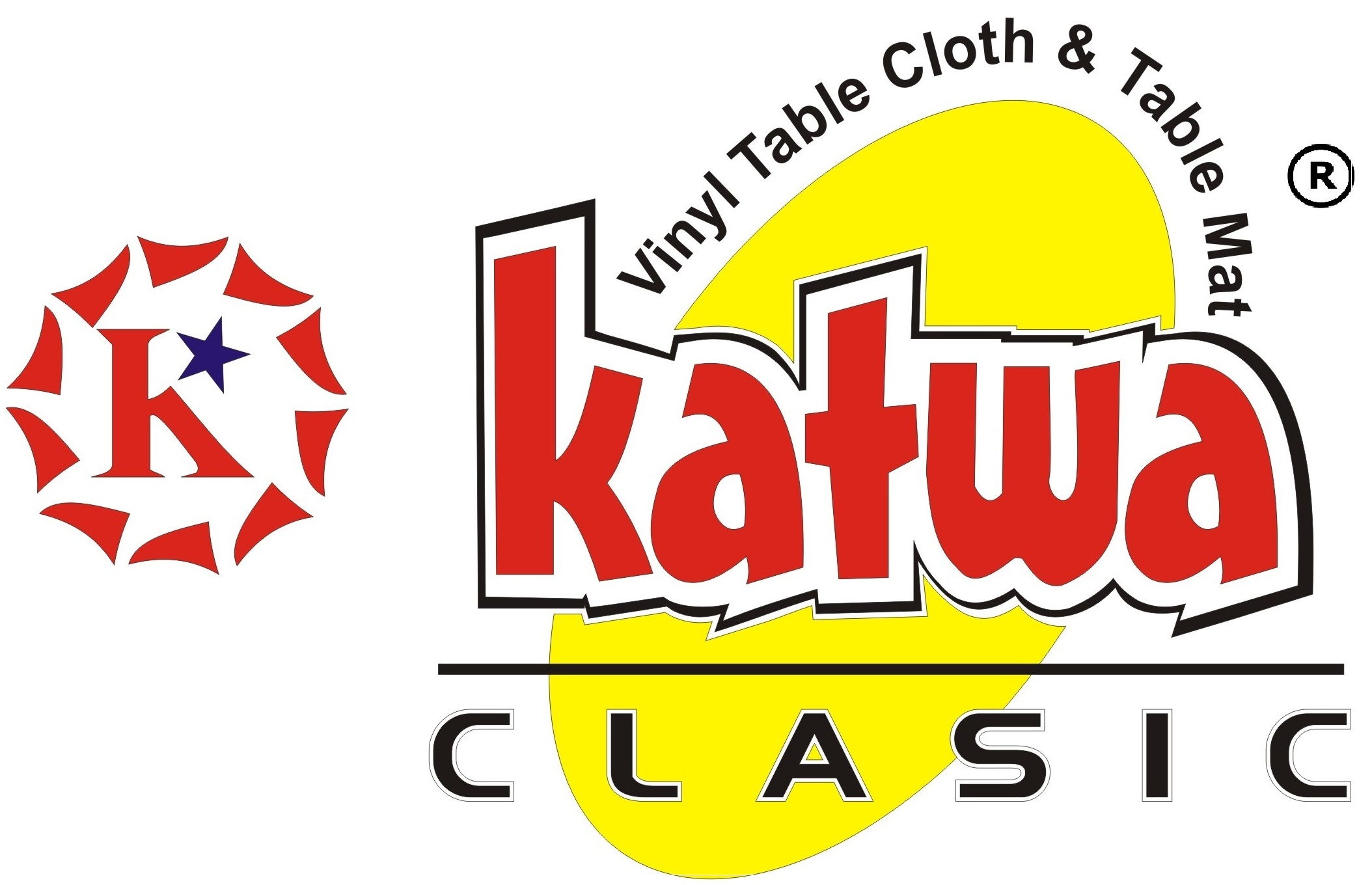 Clear dining table cover - Katwa Clasic